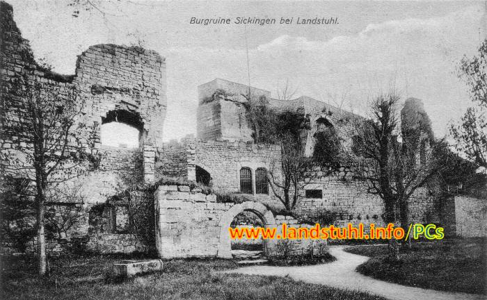 Burgruine Sickingen